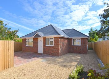 Thumbnail 2 bedroom detached bungalow for sale in Castleton Avenue, Northbourne, Bournemouth