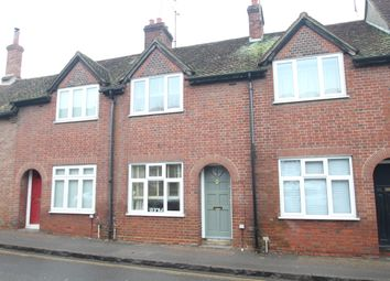 Thumbnail 1 bed terraced house for sale in High Street, Hungerford