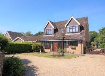 Thumbnail 4 bed detached house for sale in White Lane, Aldershot