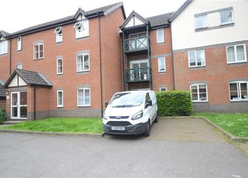 Thumbnail 2 bed flat for sale in Admirals Court, Rose Kiln Lane, Reading