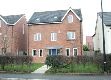 Thumbnail 4 bed detached house for sale in Riverbrook Road, West Timperley, Altrincham