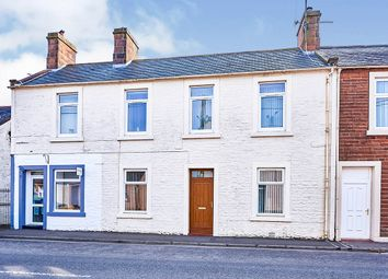 Thumbnail 6 bed end terrace house for sale in Queen Street, Lochmaben, Lockerbie, Dumfries And Galloway