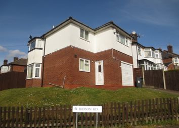 Thumbnail 3 bed detached house for sale in Ransom Road, Erdington, Birmingham