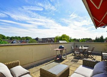 Thumbnail 2 bed flat for sale in Ebury Court, Bury Lane, Rickmansworth, Hertfordshire