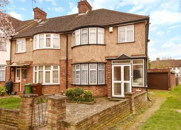 Thumbnail 3 bed end terrace house for sale in Southdown Crescent, Harrow, Middlesex