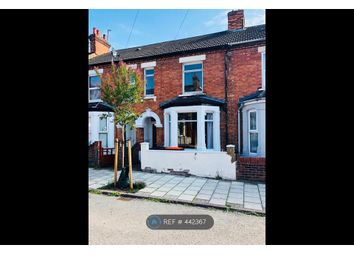 Thumbnail 3 bed terraced house to rent in Gladstone Street, Bedford