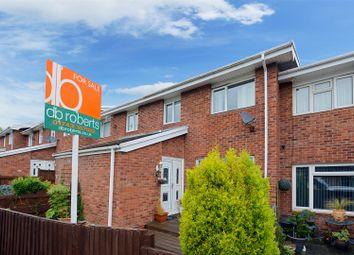 Thumbnail 3 bed terraced house for sale in Hodgkinson Walk, Shrewsbury