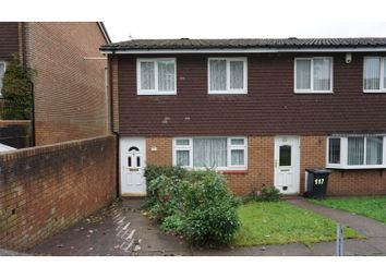 Thumbnail 3 bed end terrace house for sale in Claycroft Place, Stourbridge
