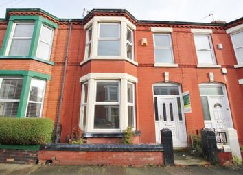 Thumbnail 3 bed terraced house for sale in Portman Road, Wavertree, Liverpool