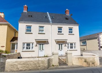 Thumbnail 3 bed semi-detached house to rent in Vale Road, St. Sampson, Guernsey