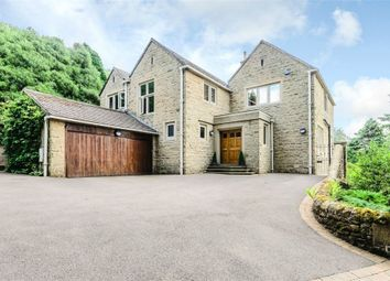 Thumbnail 5 bed detached house for sale in Moorlands Lane, Froggatt, Calver, Hope Valley, Derbyshire