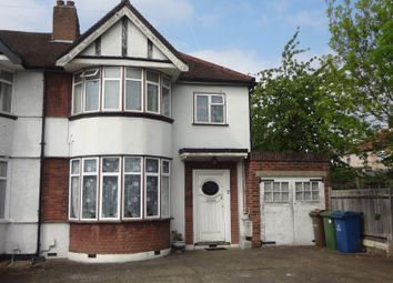 Thumbnail 3 bed property for sale in Radcliffe Road, Harrow