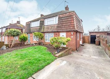 Thumbnail 3 bed semi-detached house for sale in Knights Road, Hoo, Rochester