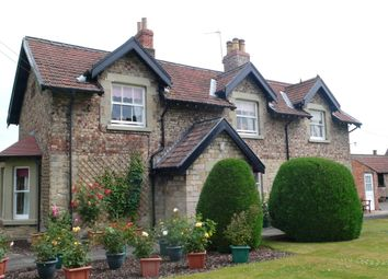 Thumbnail 3 bed detached house to rent in Birdsall, Malton
