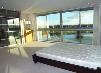 Thumbnail 3 bed flat to rent in River Crescent, Nottingham