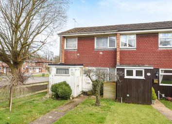 Thumbnail 3 bedroom end terrace house for sale in Emmbrook, Wokingham