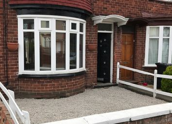 Thumbnail 2 bedroom terraced house for sale in Studley Road, Linthorpe, Middlesbrough