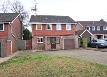 Thumbnail 4 bed detached house for sale in Aird Close, Woolton Hill