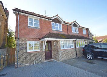 Thumbnail 4 bed semi-detached house to rent in High Bar Lane, Thakeham