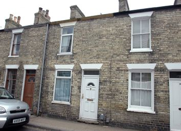 Thumbnail 2 bed terraced house to rent in Norfolk Street, Cambridge