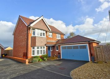 4 bed detached house for sale in Bishops Way, Exeter EX2