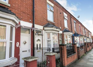 3 bed terraced house for sale in Marfitt Street, Belgrave, Leicester LE4