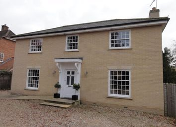 Thumbnail 5 bed detached house to rent in Ingham, Bury St. Edmunds