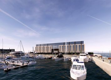 Thumbnail 3 bed flat for sale in Royal Wharf, Edinburgh Marina, Edinburgh
