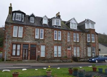 Thumbnail 1 bed flat for sale in Shore Road, Kames, Argyll And Bute