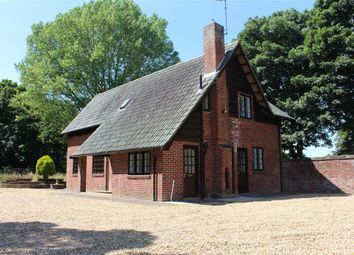 Thumbnail 3 bed detached house to rent in Hall Lane, Drayton, Norwich