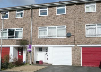 Thumbnail 4 bedroom terraced house to rent in Portway Close, Reading