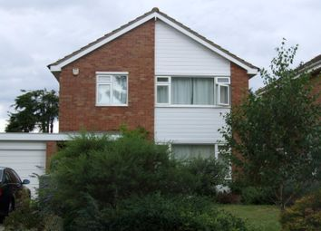 Thumbnail 3 bed property to rent in Manor Close, Shrivenham, Swindon