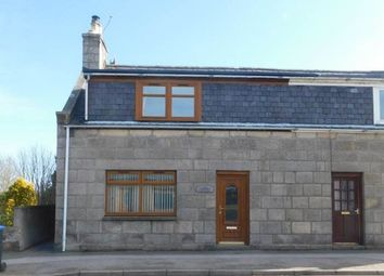 Thumbnail 3 bed cottage for sale in Main Street, New Deer, Aberdeenshire