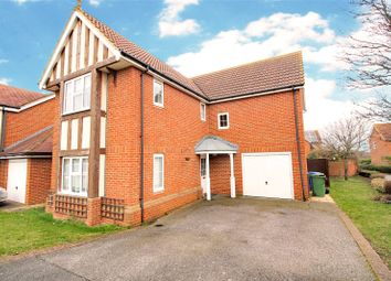 Thumbnail 4 bed detached house for sale in Greenshanks, Iwade, Sittingbourne, Kent