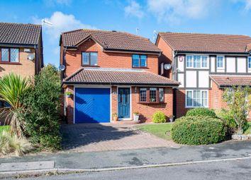 Green Park Road, The Parklands, Bromsgrove B60. 3 bed detached house for sale