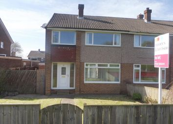 Thumbnail 3 bed property to rent in Cedar Road, Marton-In-Cleveland, Middlesbrough