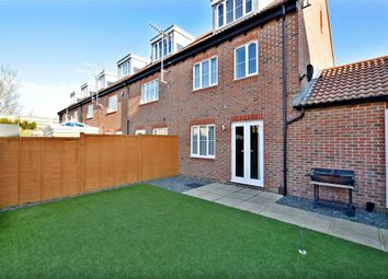 Thumbnail 4 bed end terrace house for sale in Watersmead Drive, Littlehampton, West Sussex