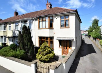 Thumbnail 3 bed end terrace house for sale in Southmead Road, Westbury-On-Trym, Bristol