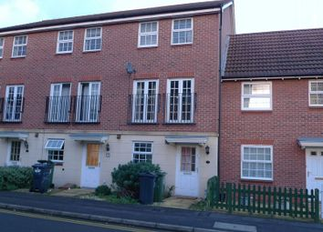 Thumbnail 4 bed town house to rent in Moorhen Way, Loughborough