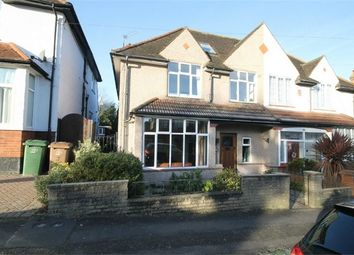 Thumbnail 5 bed semi-detached house for sale in Highfield Road, Sutton, Surrey