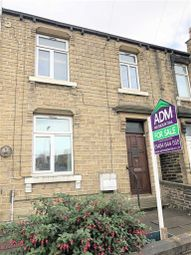 Thumbnail 2 bedroom terraced house for sale in College Street, Crosland Moor, Huddersfield