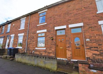 Thumbnail 2 bed terraced house to rent in Newpool Terrace, Brown Lees, Stoke-On-Trent