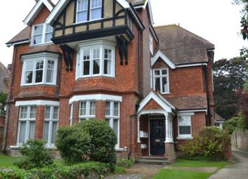 Thumbnail 2 bed flat to rent in Denton Road, Eastbourne