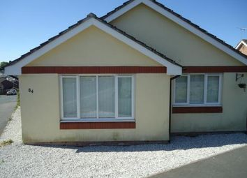 Thumbnail 2 bedroom detached bungalow to rent in Old Roselyon Road, St. Blazey, Par
