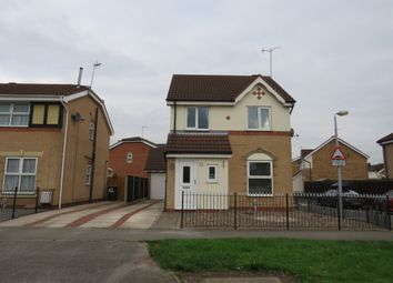 Thumbnail 3 bed detached house for sale in Kestrel Avenue, Sutton-On-Hull, Hull