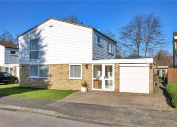 Thumbnail 3 bed detached house for sale in The Coach Drive, Vigo Village, Gravesend, Kent