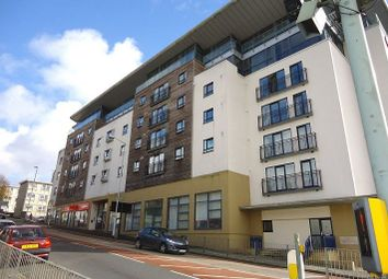 Thumbnail 1 bed flat to rent in Latitude 52, Albert Road, Stoke, Plymouth