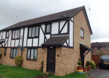 Thumbnail 1 bed flat for sale in Jacobs Avenue, Harold Wood, Romford
