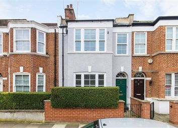 Thumbnail 3 bed flat to rent in Micklethwaite Road, London