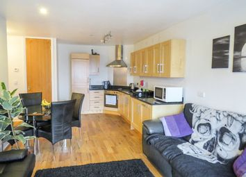 Thumbnail 2 bedroom flat for sale in Burgess Street, Leicester